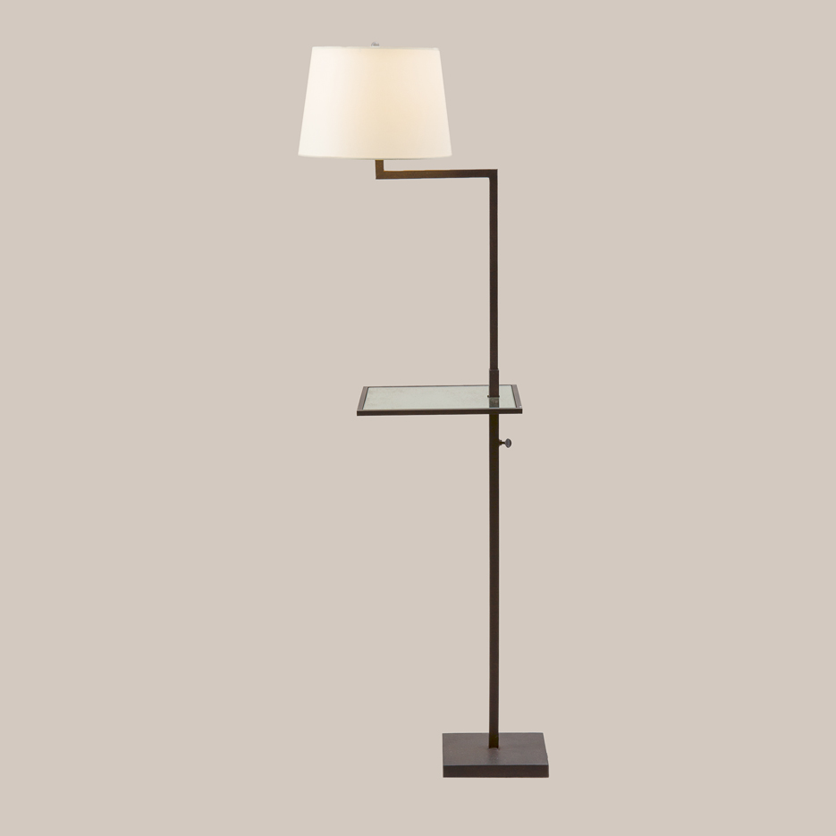 Sonoma Floor Lamp With Tray Paul Ferrante